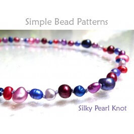Pearl Knotting Tutorial for a DIY Pearl Necklace & DIY Pearl Bracelet