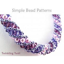 Russian Spiral Beading Instructions for a DIY Bracelet & Necklace