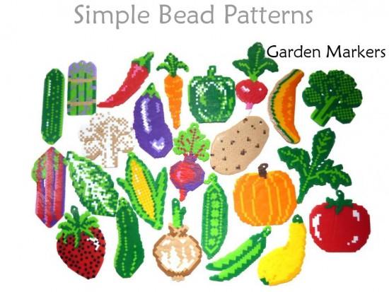 How To Make Diy Garden Markers For Home Garden Fruits Veggies