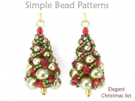 product christmas snootytreeearrings crystal tree trapp austrian family earrings