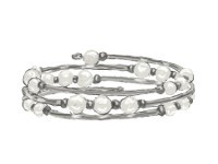 Memory Wire Bracelets & Wire-Wrapped Bracelets