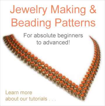 Detailed Beading & Jewelry Making Patterns for Beginners to Advanced