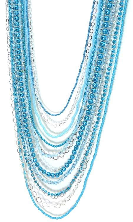 Long Necklace Beading Tutorials